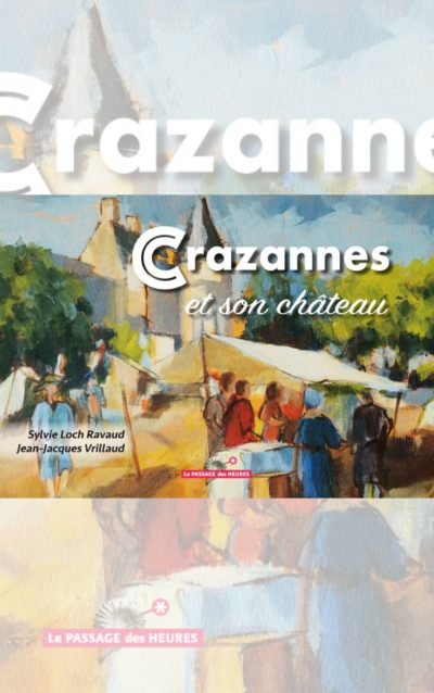 Crazanne et son château